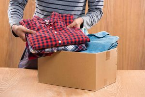 Rumford Hospital Clothing Drive Feb 2020