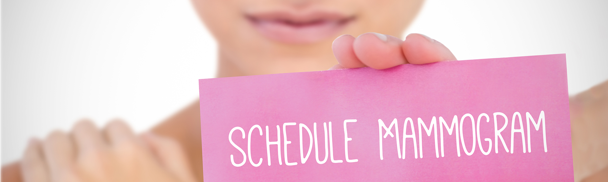 Schedule a mammogram at a location near you.