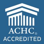 ACHC Accredited Log
