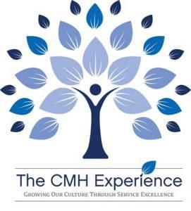 he CMH Experience Logo